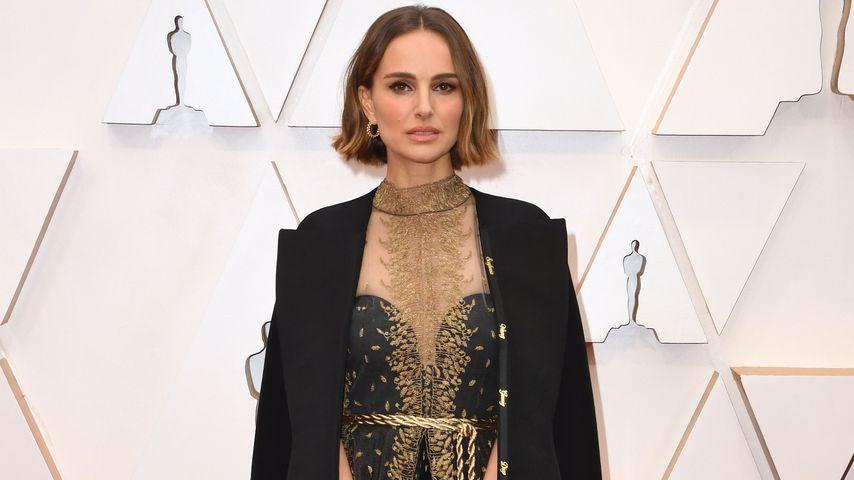 Nicht schwanger: Natalie Portman sauer wegen Spekulationen!