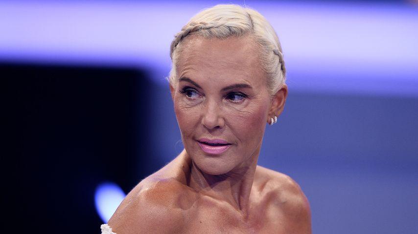 """Natascha Ochsenknecht bei der Finalshow von """"Promi Big Brother"""""""