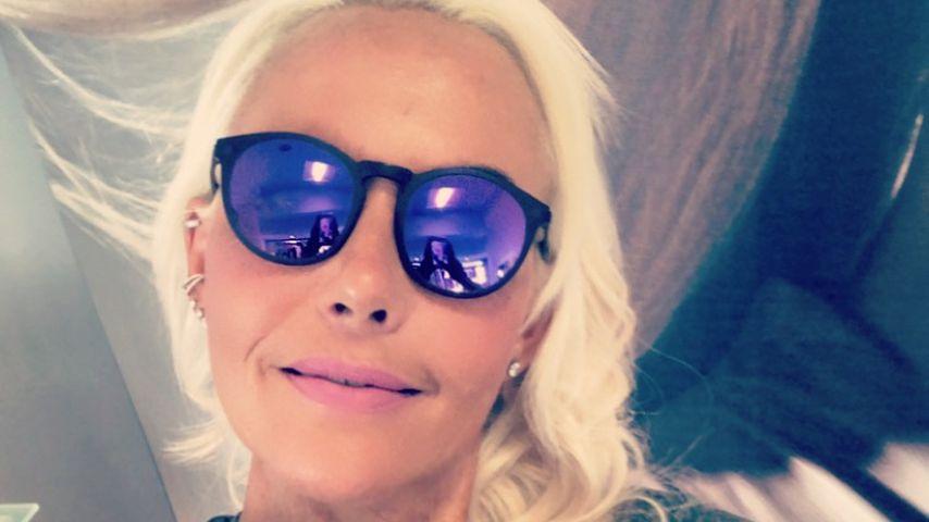 Neuer Style: Natascha Ochsenknecht trägt jetzt Wallemähne