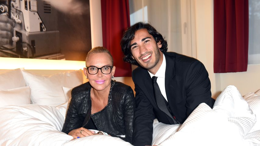 Natascha Ochsenknecht: Mutti & Umut sind ein Dream-Team