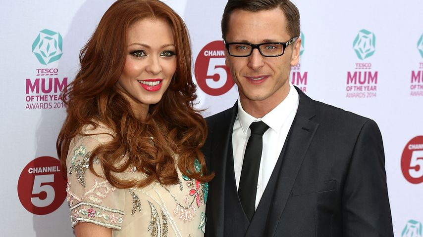 "Natasha Hamilton und Ritchie Neville bei den ""Tesco Mum of the Year Awards"" 2014"