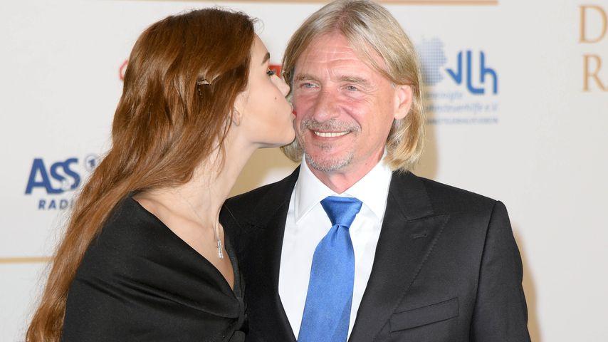 Nathalie Volk und Frank Otto beim Deutschen Radiopreis in Hamburg