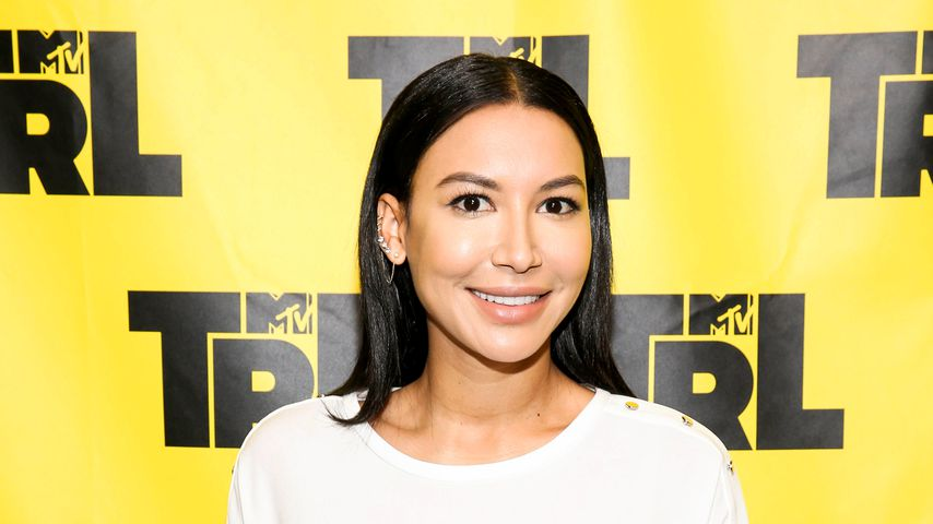 Naya Rivera bei MTV TRL in den MTV Studios am 31. Januar 2018 in New York City