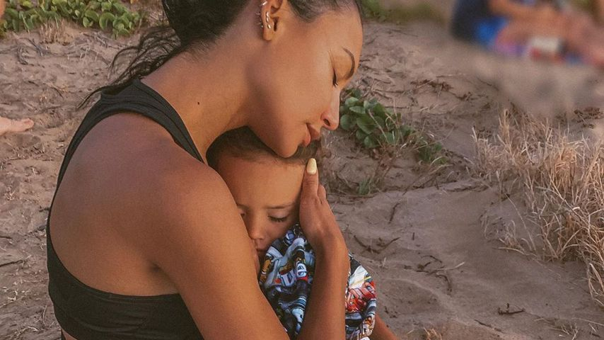 Naya Rivera und ihr Sohn