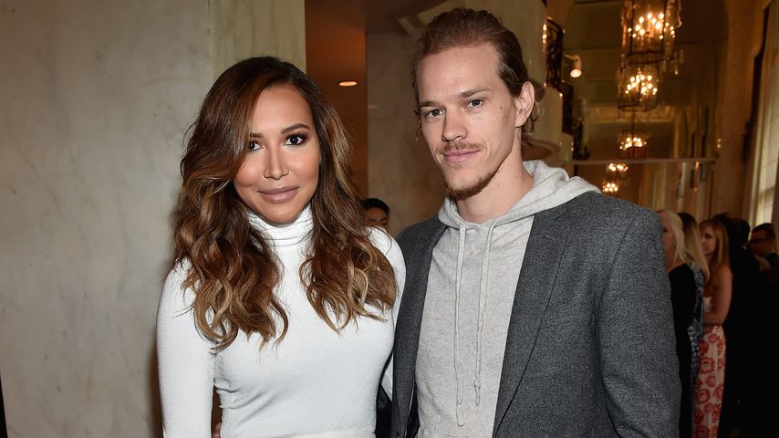 Naya Rivera und Ryan Dorsey im Four Seasons Hotel in Beverly Hills