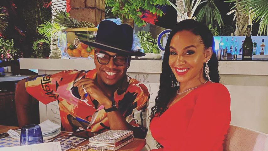 Ne-Yo und Crystal Smith an Silvester 2019