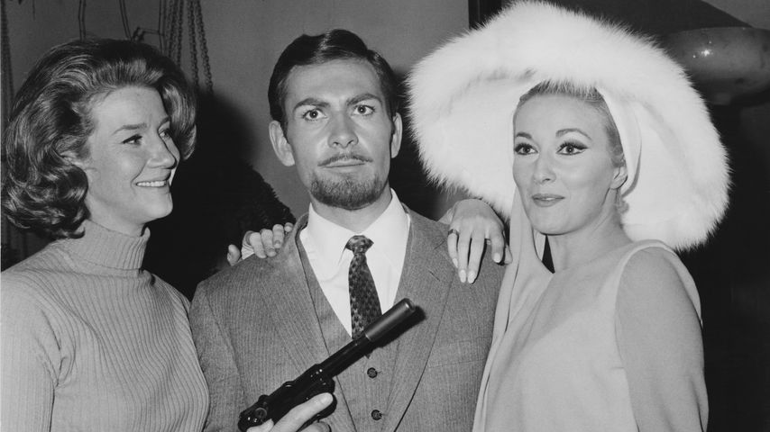 Neil Connery im November 1966