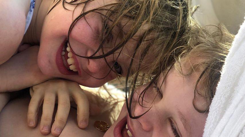 Neil Patrick Harris und David Burtkas Zwillinge
