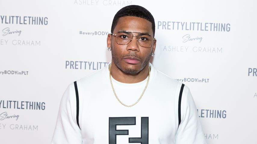 Nelly beim PrettyLittleThing x Ashley Graham Event in Hollywood