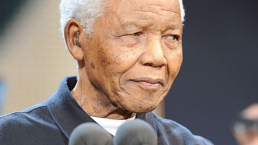 Kritischer Zustand: Nelson Mandela im Krankenhaus