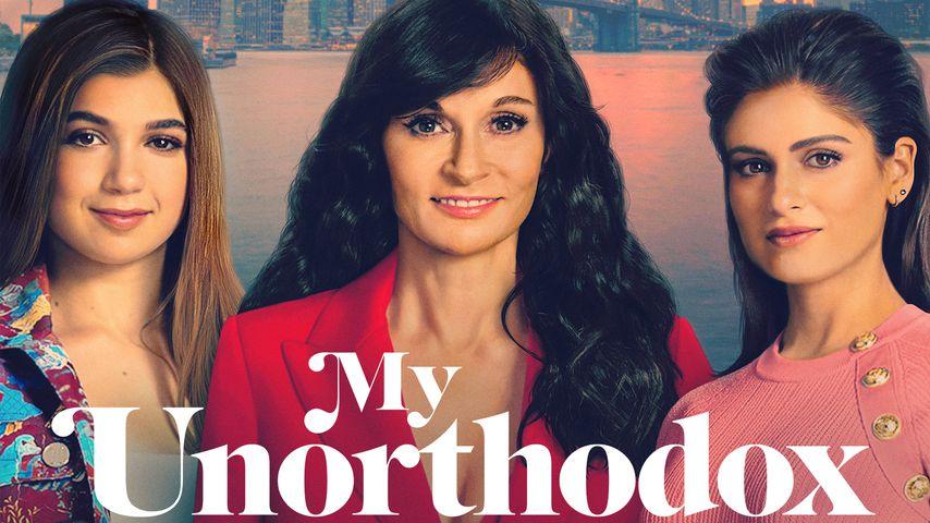 """Netflix-Poster von """"My Unorthodox Life"""""""