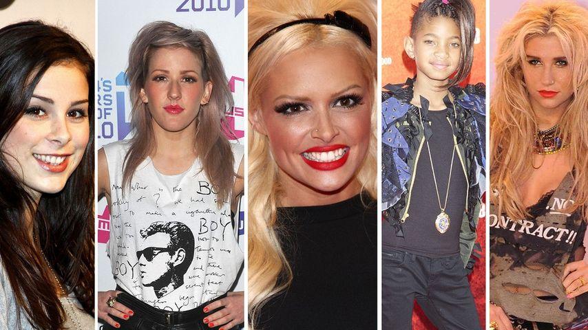 Wer ist der beste weibliche Newcomer 2010?
