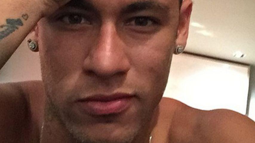 Er reagiert auf Shitstorm: Neymar plötzlich kahl!