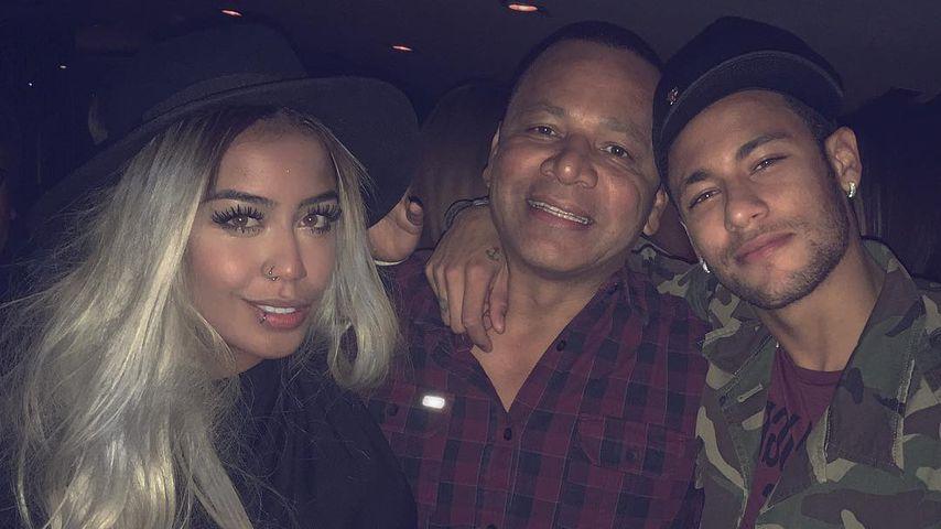 Zu doll gejubelt: Neymars Schwester nach WM-Spiel verletzt!