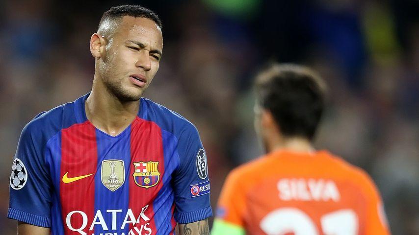 Neymar Jr. bei einem Spiel für den FC Barcelona