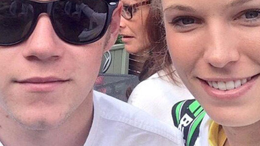 Ist ein dänisches Tennis-Ass Niall Horans Neue?