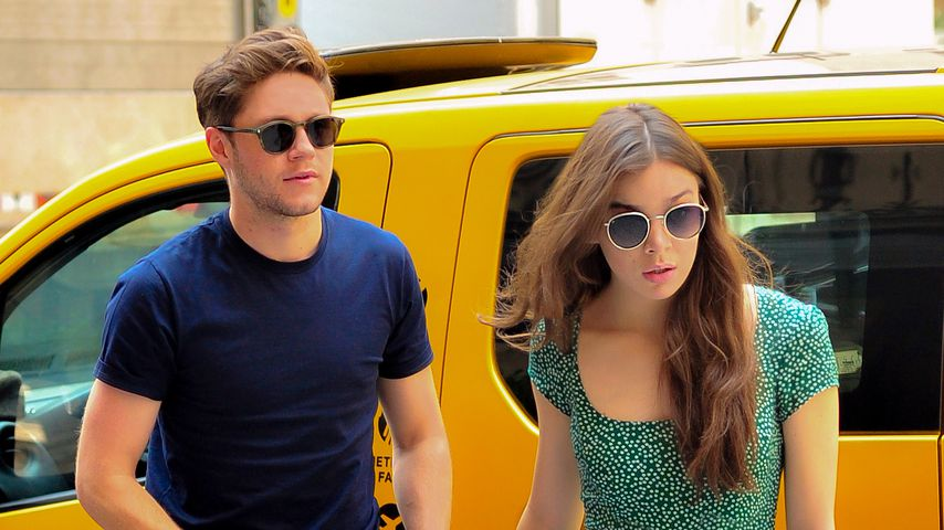 Liebes-Beweis: One Direction-Niall küsst Hailee Steinfeld!