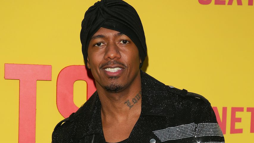 "Nick Cannon bei der ""Sextuplets""-Premiere in Hollywood im August 2019"