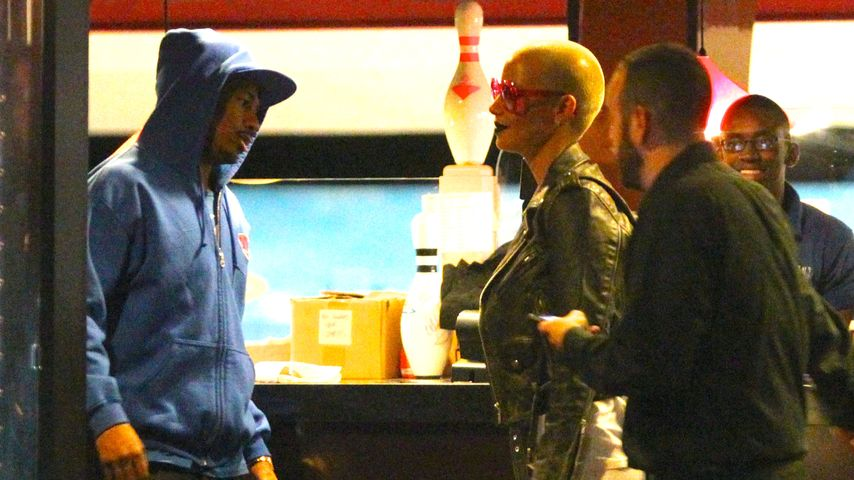 Nick Cannon klärt auf: Was lief mit Amber Rose?