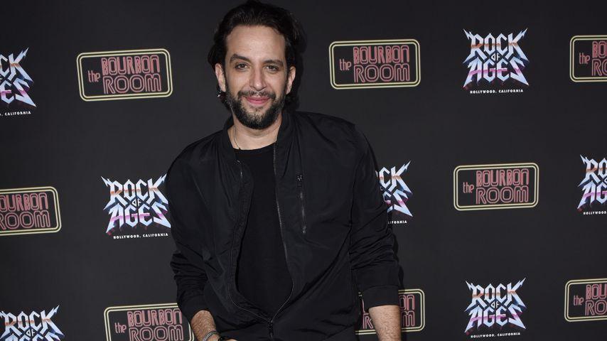 Nick Cordero im Dezember 2019