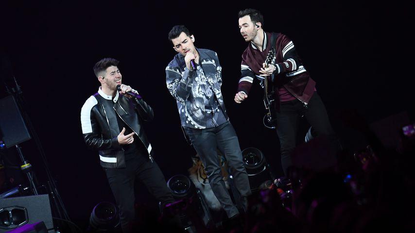 Nick, Joe und Kevin Jonas im Dezember 2019