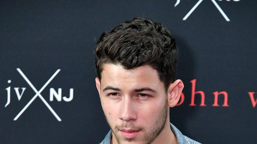 Nick Jonas in New York, 2018