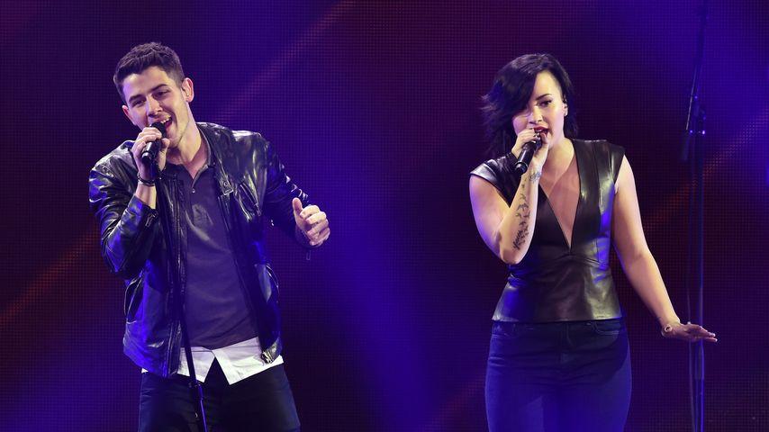 "Statt Adam Lambert: Demi Lovato geht ""fremd"" mit Nick Jonas"