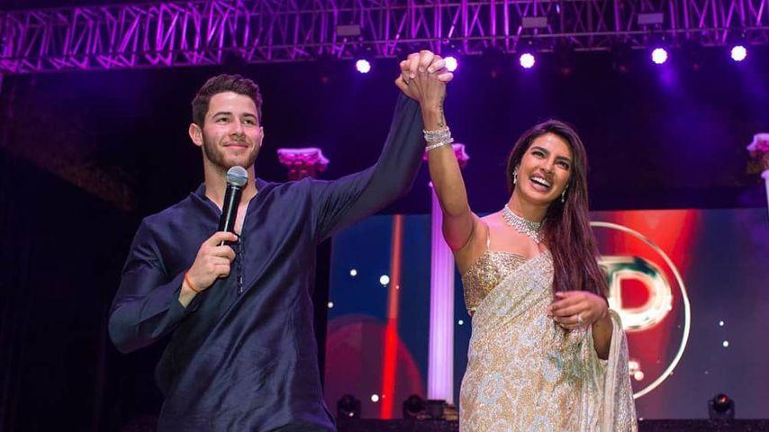Nick Jonas & Priyanka: Tierquälerei bei ihrer Hochzeit?