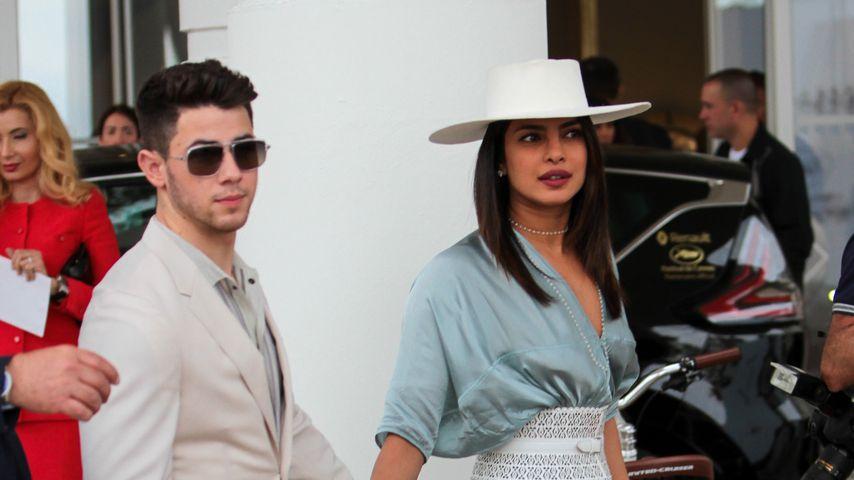 Sexy Spaziergang: Nick & Priyanka heißestes Paar in Cannes?