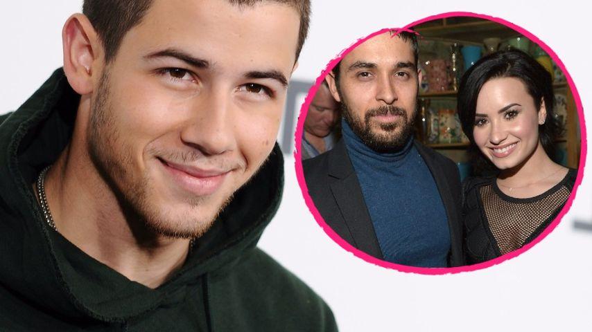 Perfektes Timing: Nick Jonas über Trennung von Demi & Wilmer