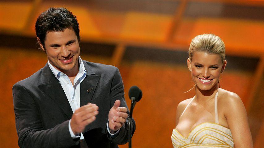 Nick Lachey und Jessica Simpson, 2005