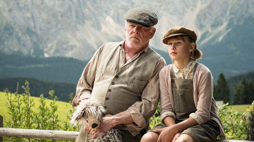 """Nick Nolte und Sophie Lane Nolte in """"Head Full of Honey"""""""