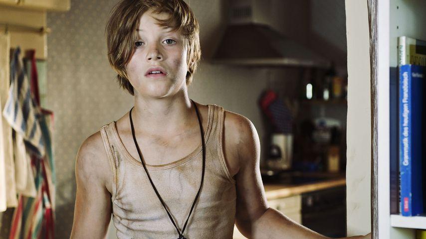 "Nick Romeo Reimann in ""Vorstadtkrokodile 2"", 2011"