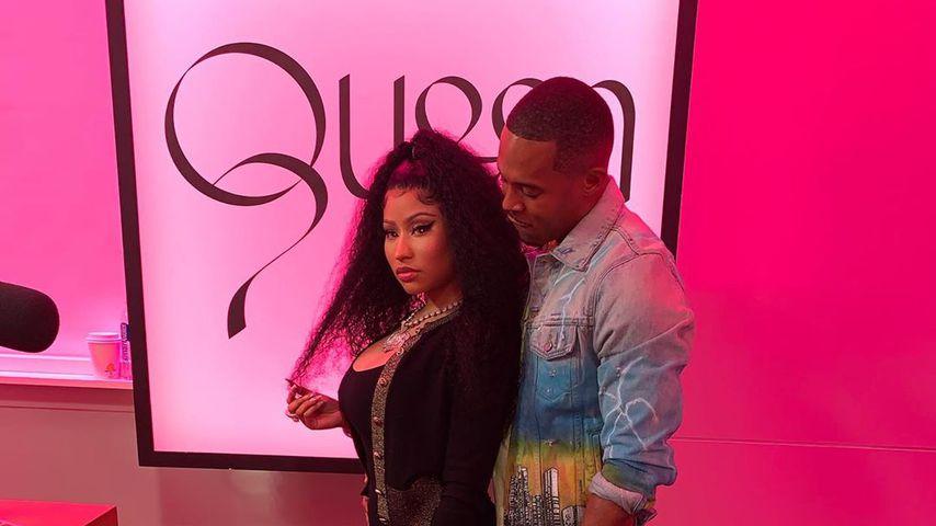 Heiratslizenz: Nicki Minaj will ihrem Lover das Jawort geben