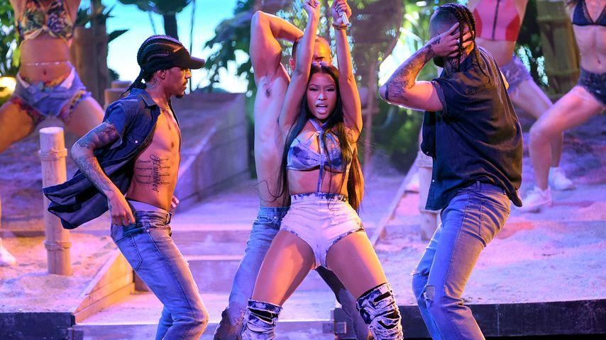 Nicki Minaj bei den American Music Awards 2016