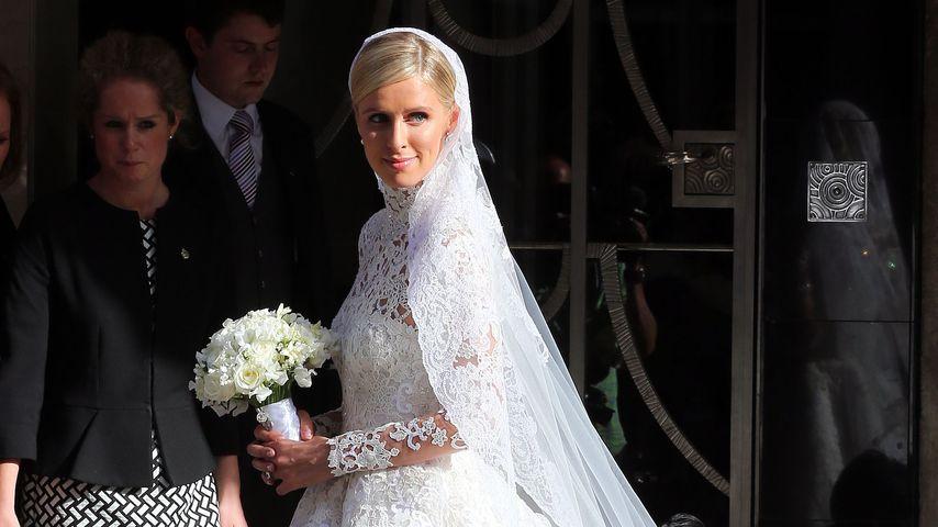 1. Fotos der Braut: Nicky Hilton verzaubert in Weiß