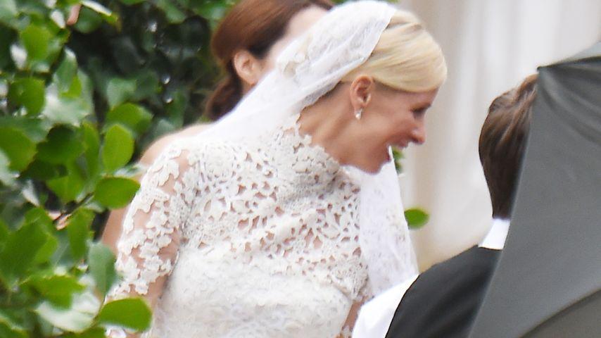 Sexy Hochzeits-Fauxpas: Slip-Blitzer bei Nicky Hilton!
