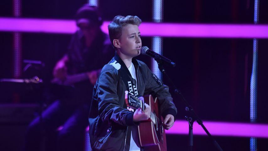 """2. Anlauf bei """"The Voice Kids"""": Netz-Star Nico ist weiter!"""