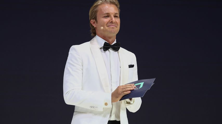 Nico Rosberg bei den Green Awards in Berlin im September 2020