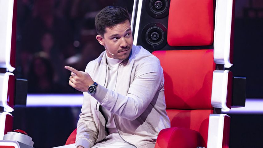 "Nico Santos bei seinem ""The Voice of Germany""-Debüt"