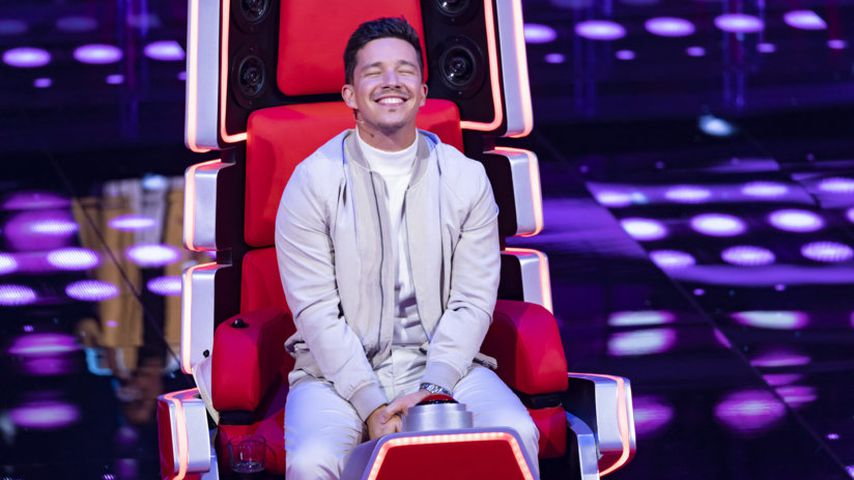 "Nico Santos bei ""The Voice of Germany"" 2020"