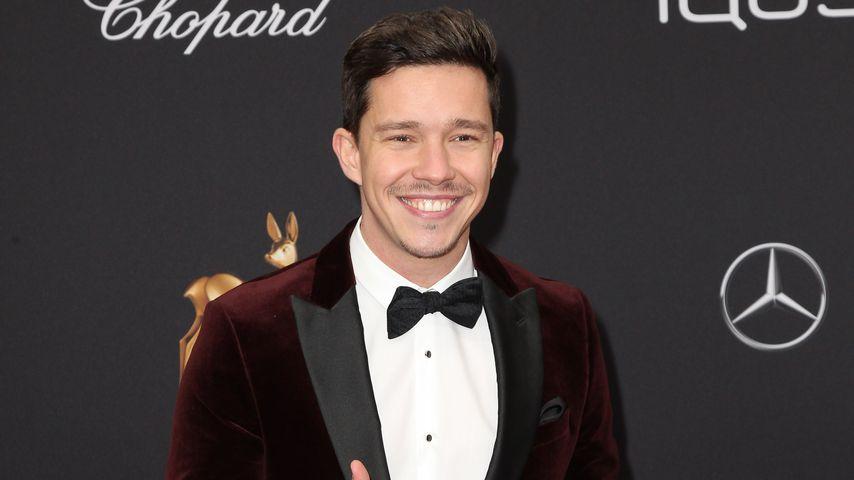 Nico Santos beim Bambi 2019