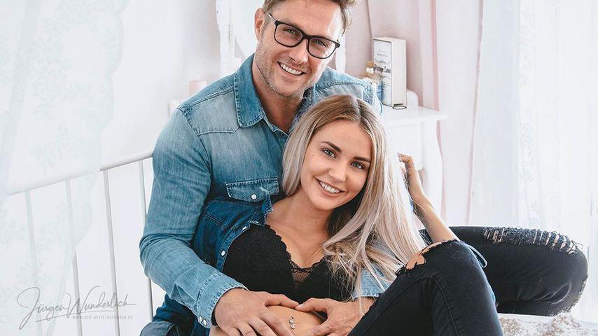 Nico Schwanz und Julia Prokopy