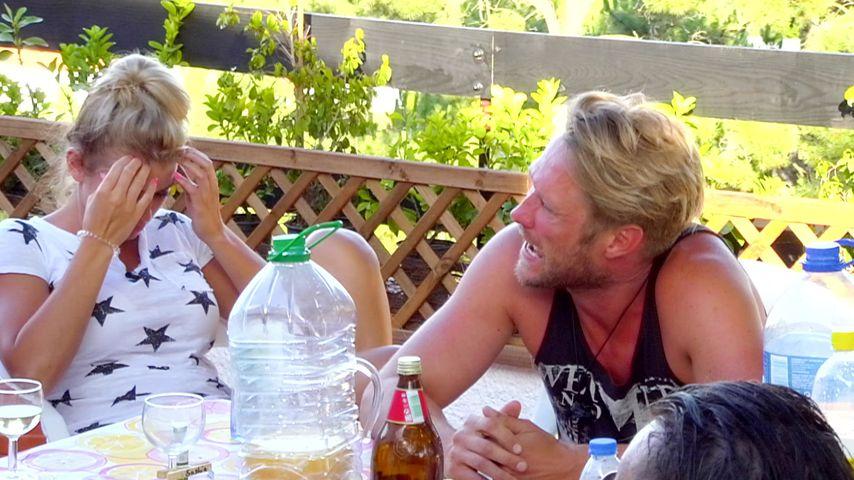 Nico Schwanz und Saskia Atzerodt im Sommerhaus der Stars