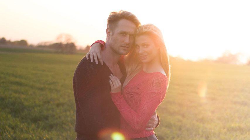 Nico Schwanz und Vanessa Schmitt