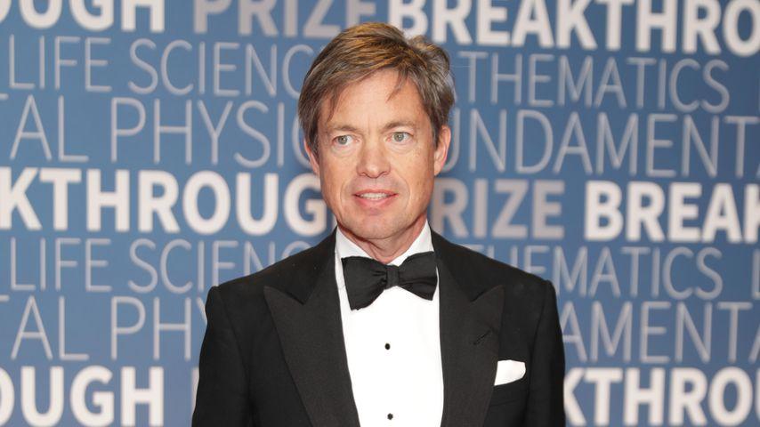 Investor Nicolas Berggruen im November 2018