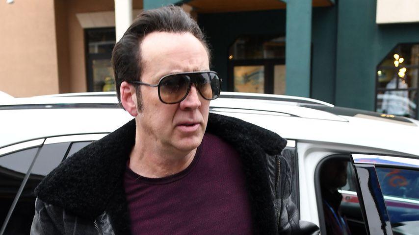 Zu betrunken? Ehe von Nicolas Cage nach vier Tagen annuliert