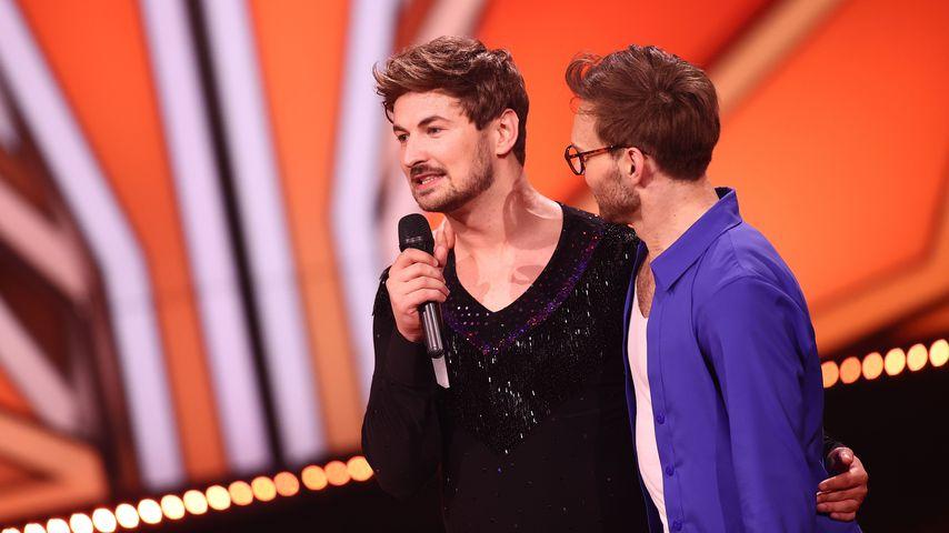 """Nicolas Puschmann und Vadim Garbuzov, """"Let's Dance"""" 2021"""