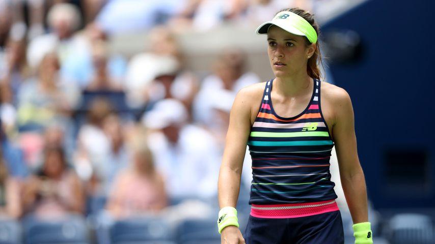 Beim Zahnarzt entdeckt: Tennis-Beauty Nicole Gibbs hat Krebs