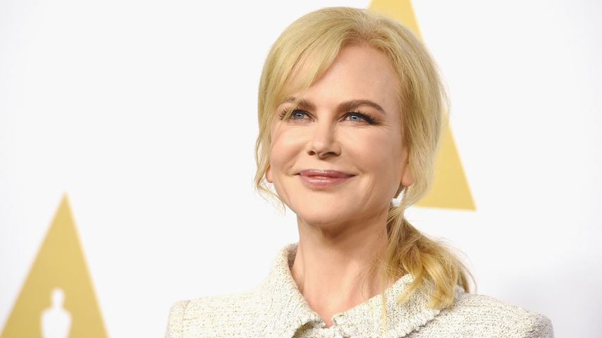 Hollywood-Glanz in Hamburg: Goldene Kamera für Nicole Kidman